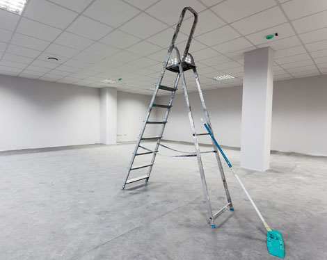 Ceiling Cleaning Services