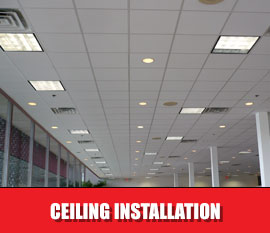 Ceiling Cleaning In Houston