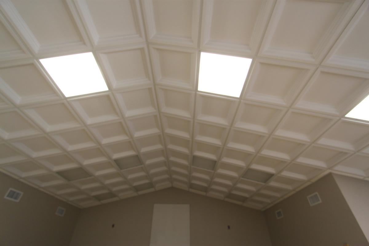 Acoustical Ceiling Tile Installation : Acoustic ceiling tile installation houston tx