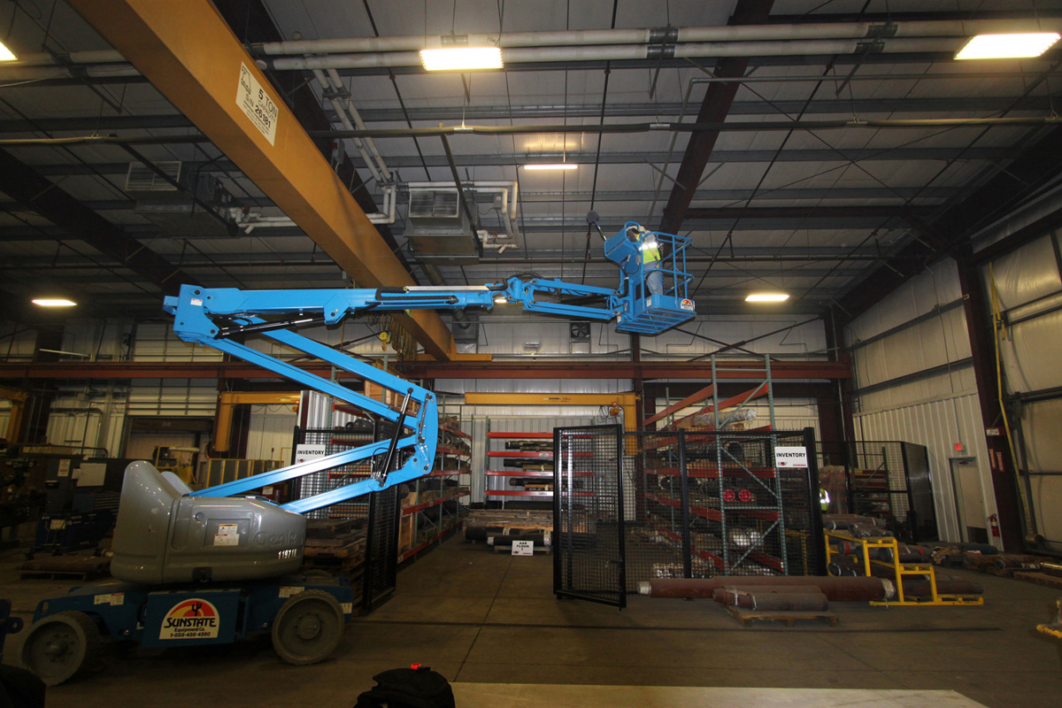 Overhead Structure Cleaning Houston Tx