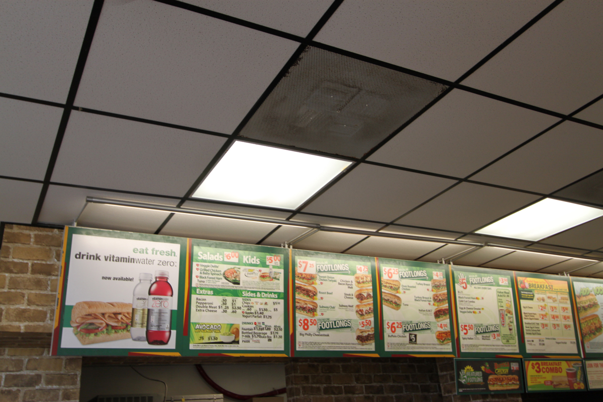 How To Clean Ceiling Tiles In The Restaurant Rebellions